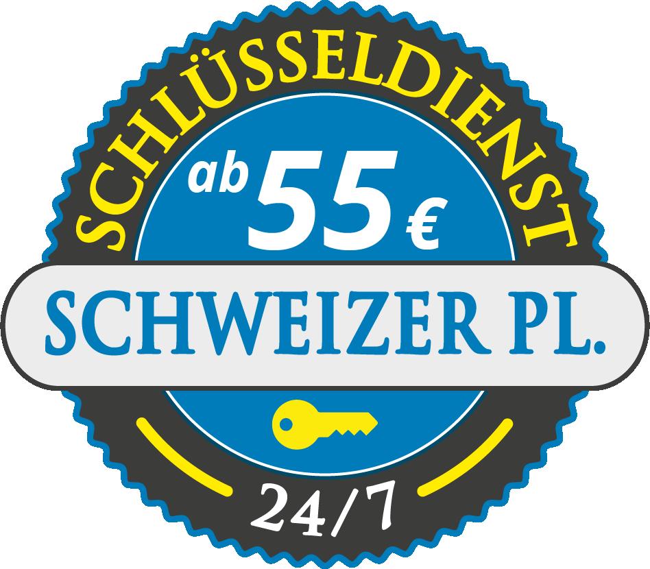 Schluesseldienst München schweizer-platz mit Festpreis ab 55,- EUR
