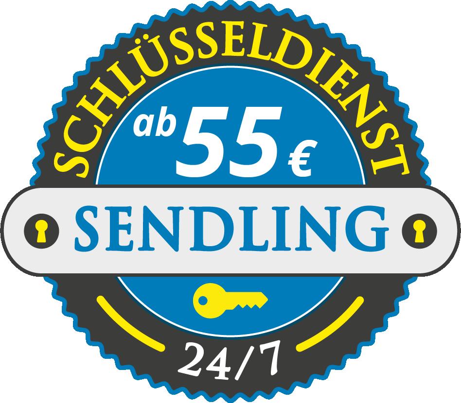 Schluesseldienst München sendling mit Festpreis ab 55,- EUR