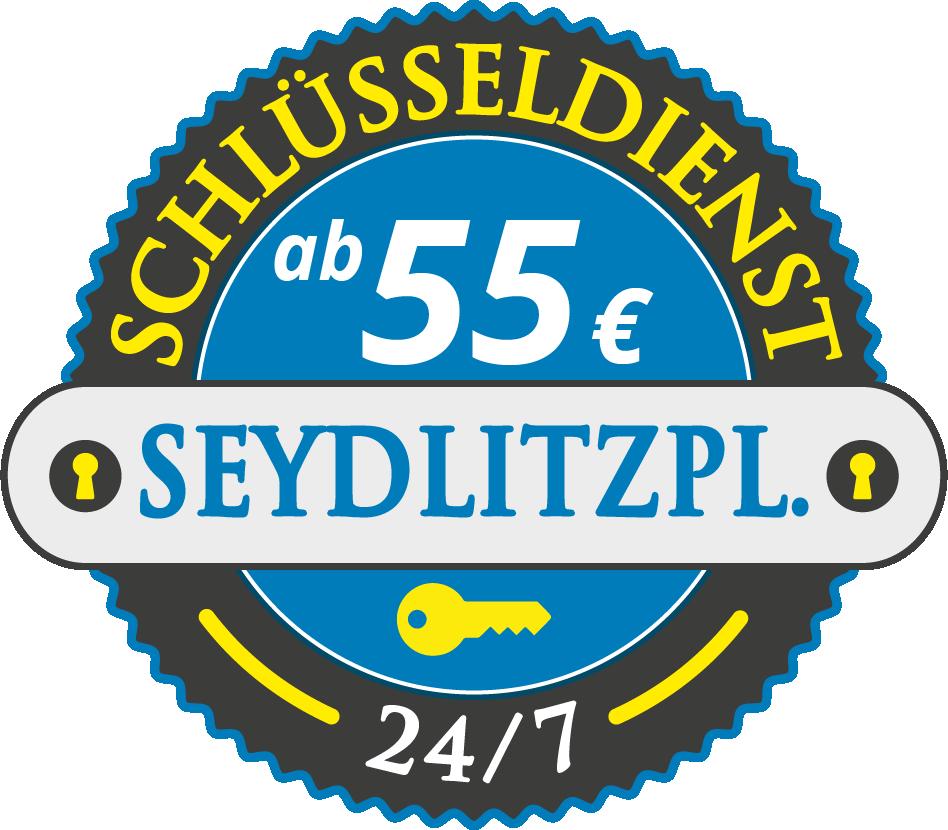 Schluesseldienst München seydlitzplatz mit Festpreis ab 55,- EUR