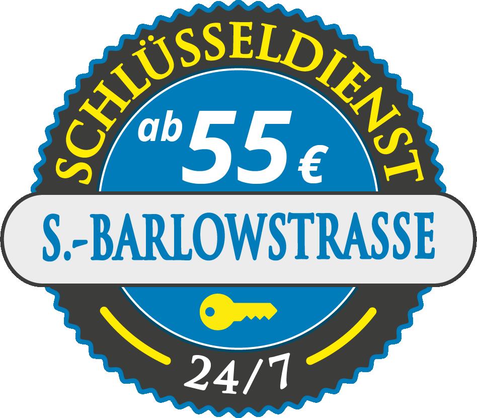 Schluesseldienst München siedlung-barlowstrasse mit Festpreis ab 55,- EUR