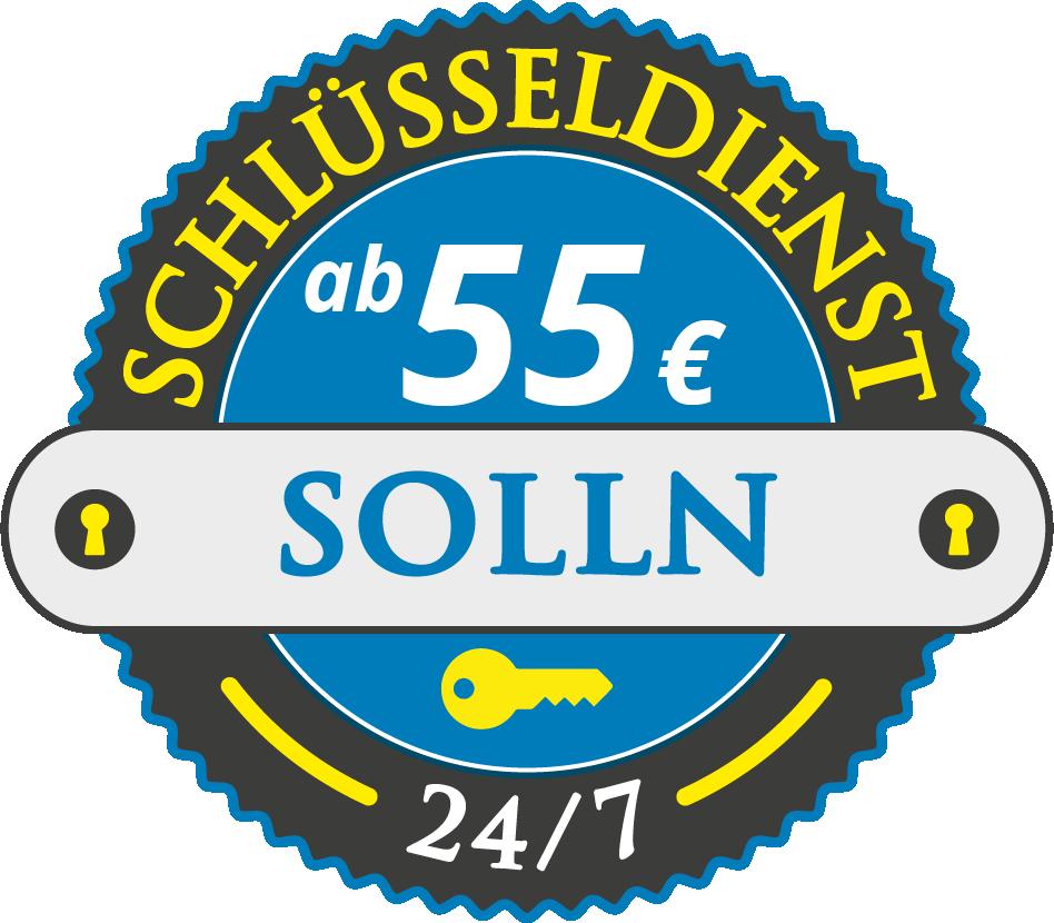 Schluesseldienst München solln mit Festpreis ab 55,- EUR