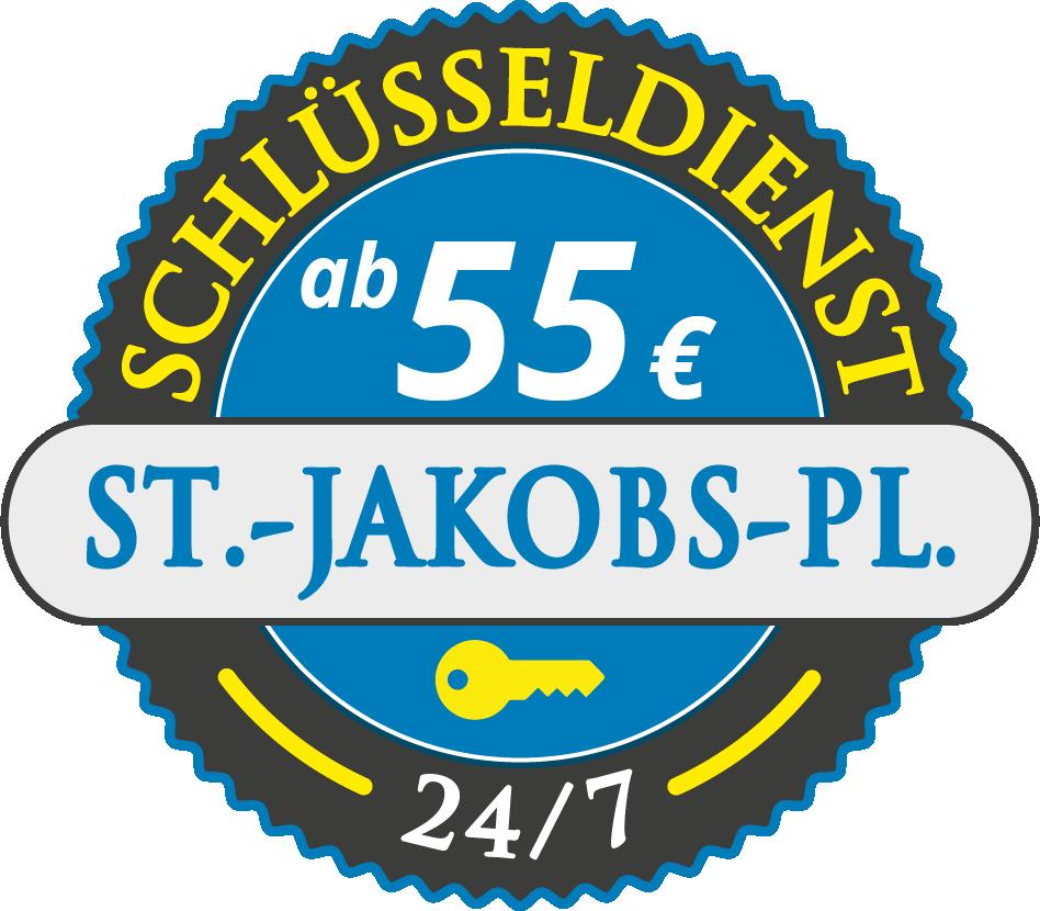 Schluesseldienst München st-jakobs-platz mit Festpreis ab 55,- EUR