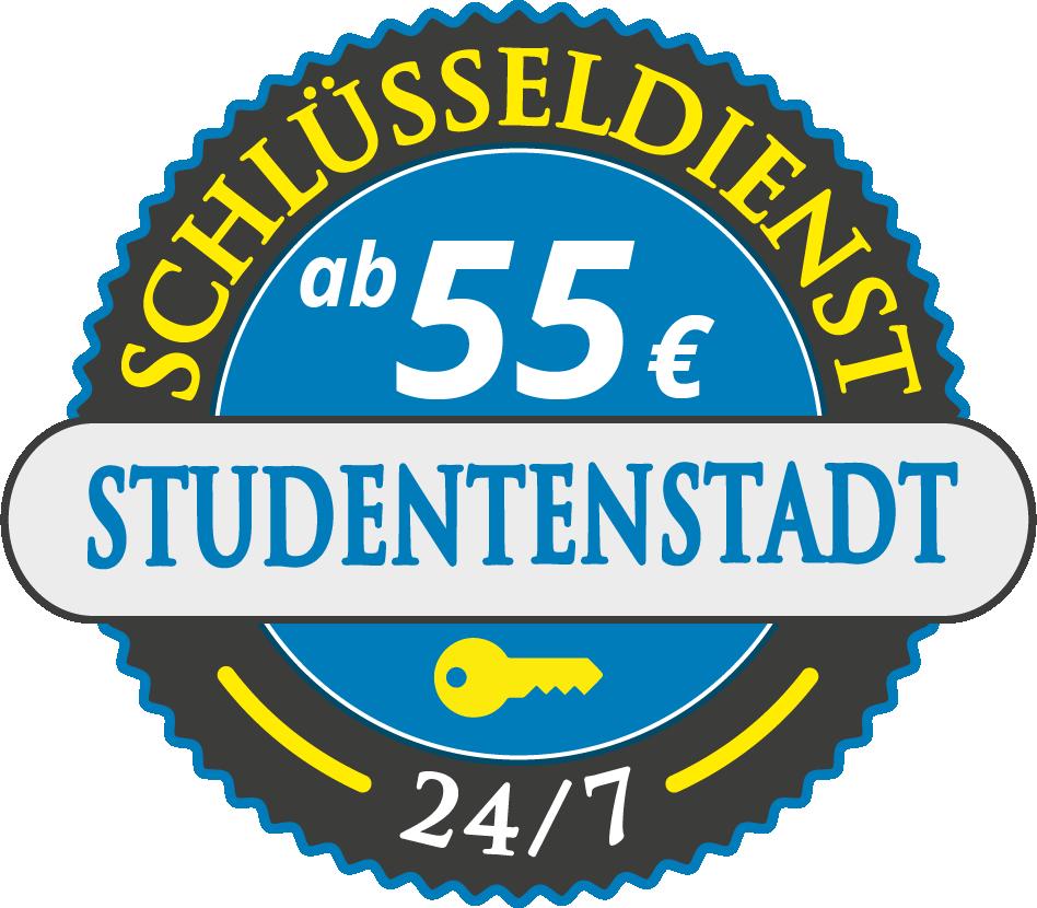 Schluesseldienst München studentenstadt mit Festpreis ab 55,- EUR