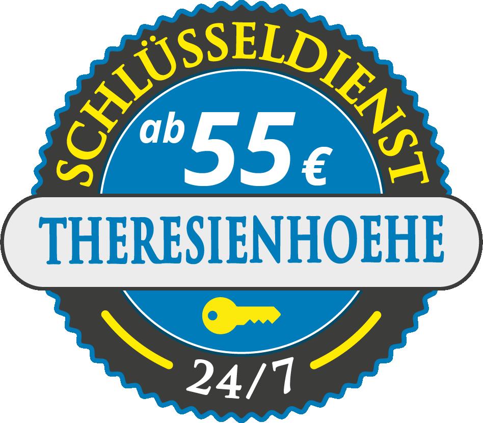 Schluesseldienst München theresienhoehe mit Festpreis ab 55,- EUR