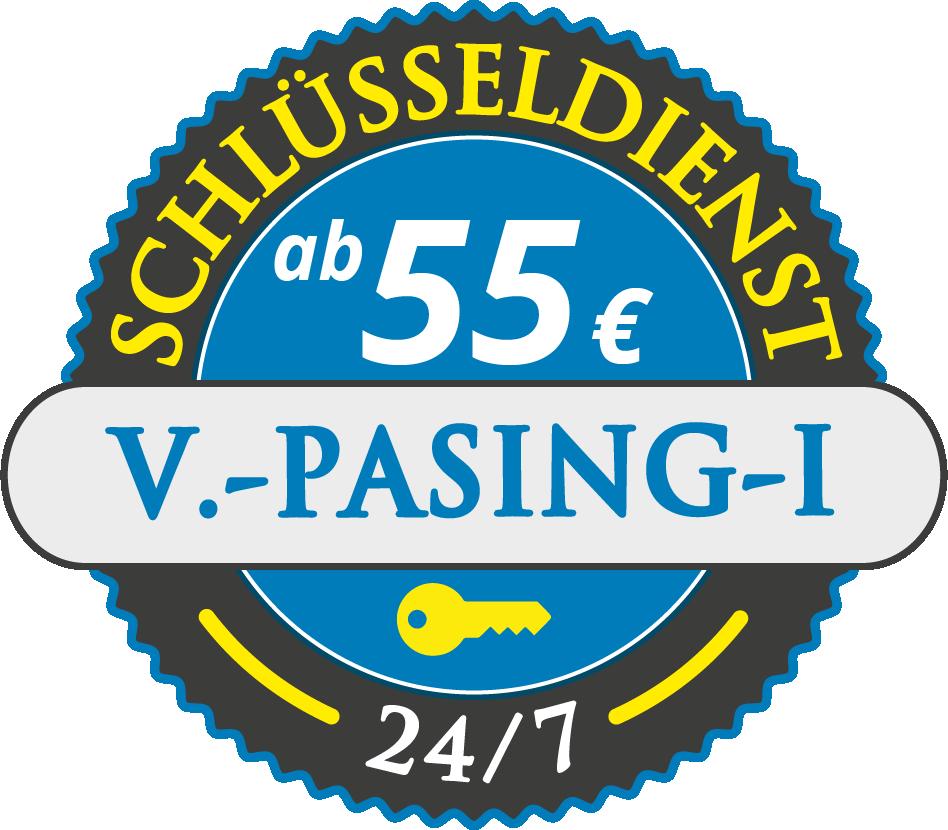 Schluesseldienst München villenkolonie-pasing-i mit Festpreis ab 55,- EUR