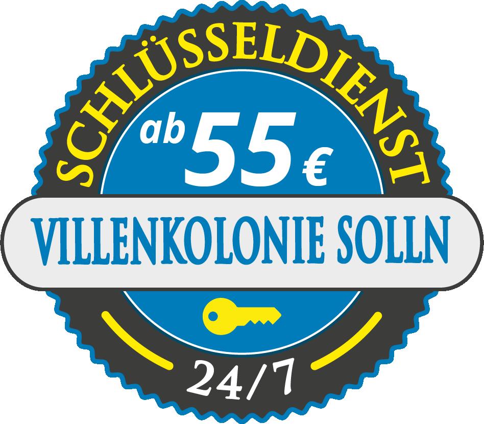 Schluesseldienst München villenkolonie-solln mit Festpreis ab 55,- EUR