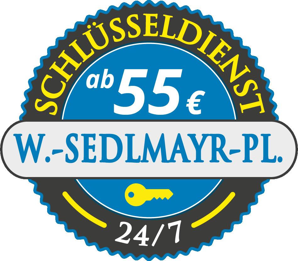 Schluesseldienst München walter-sedlmayr-platz mit Festpreis ab 55,- EUR