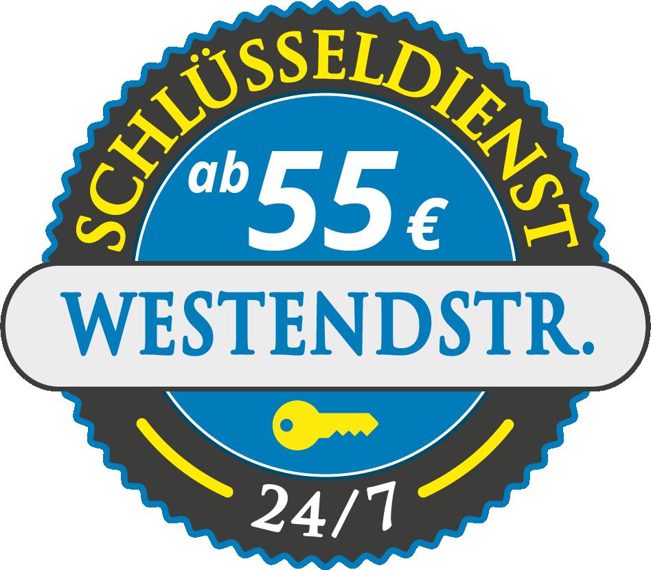 Schluesseldienst München westendstrasse mit Festpreis ab 55,- EUR