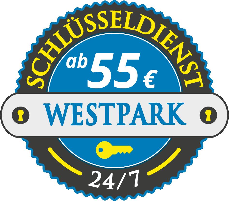 Schluesseldienst München westpark mit Festpreis ab 55,- EUR