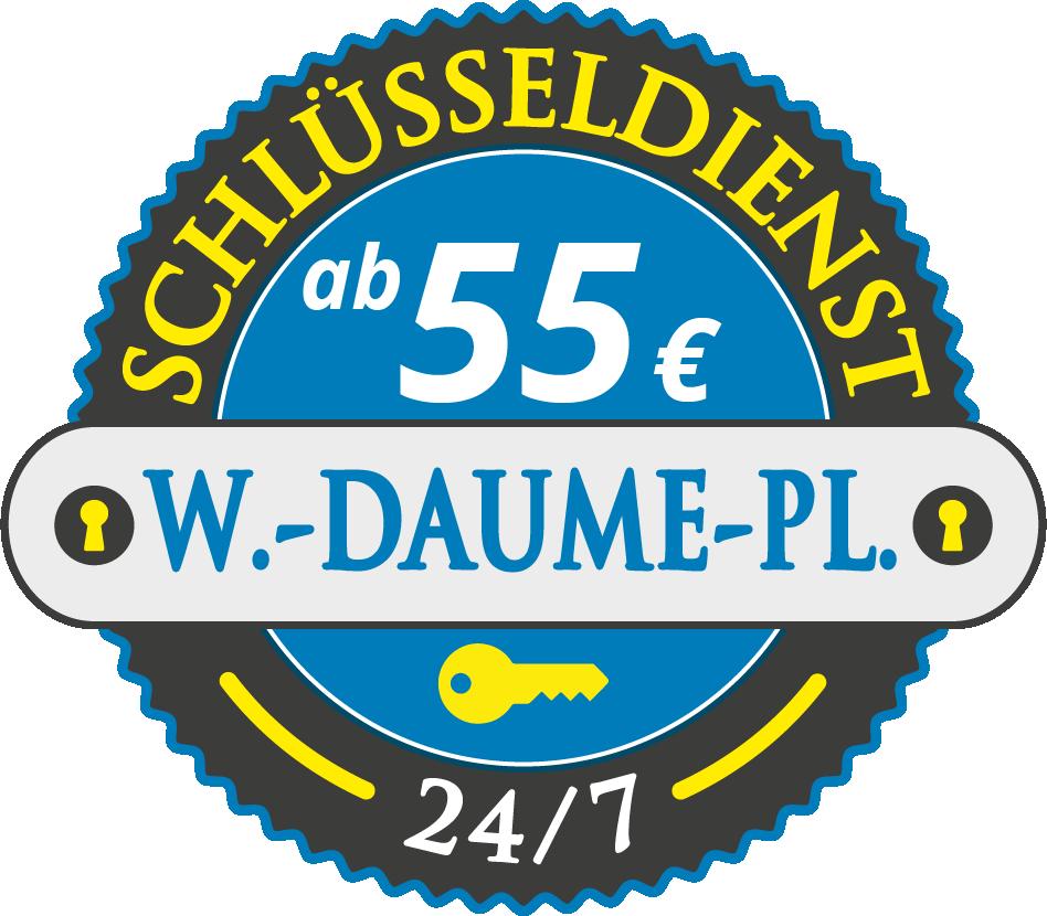 Schluesseldienst München willi-daume-platz mit Festpreis ab 55,- EUR