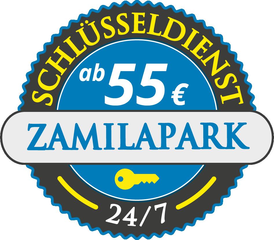 Schluesseldienst München zamilapark mit Festpreis ab 55,- EUR